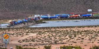 Enérgico reclamo a Chile por el perjuicio comercial