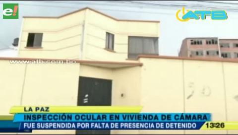 Suspenden inspección ocular en casa del exdueño de Katanas