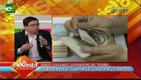 Viceministerio del Tesoro defiende la metodología utilizada por el INE