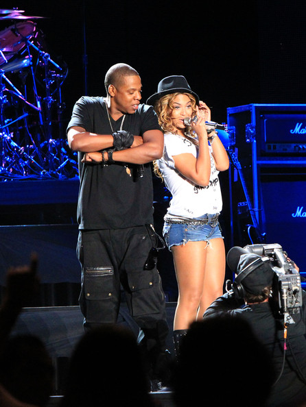 Cute Together Forever Wallpaper Celeb Candids Jay Z And Beyonce At Coachella Performing