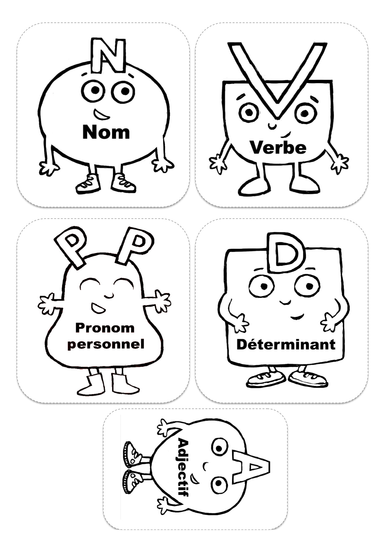 Le ons grammaire ce1 bout de gomme for Porte imparfait