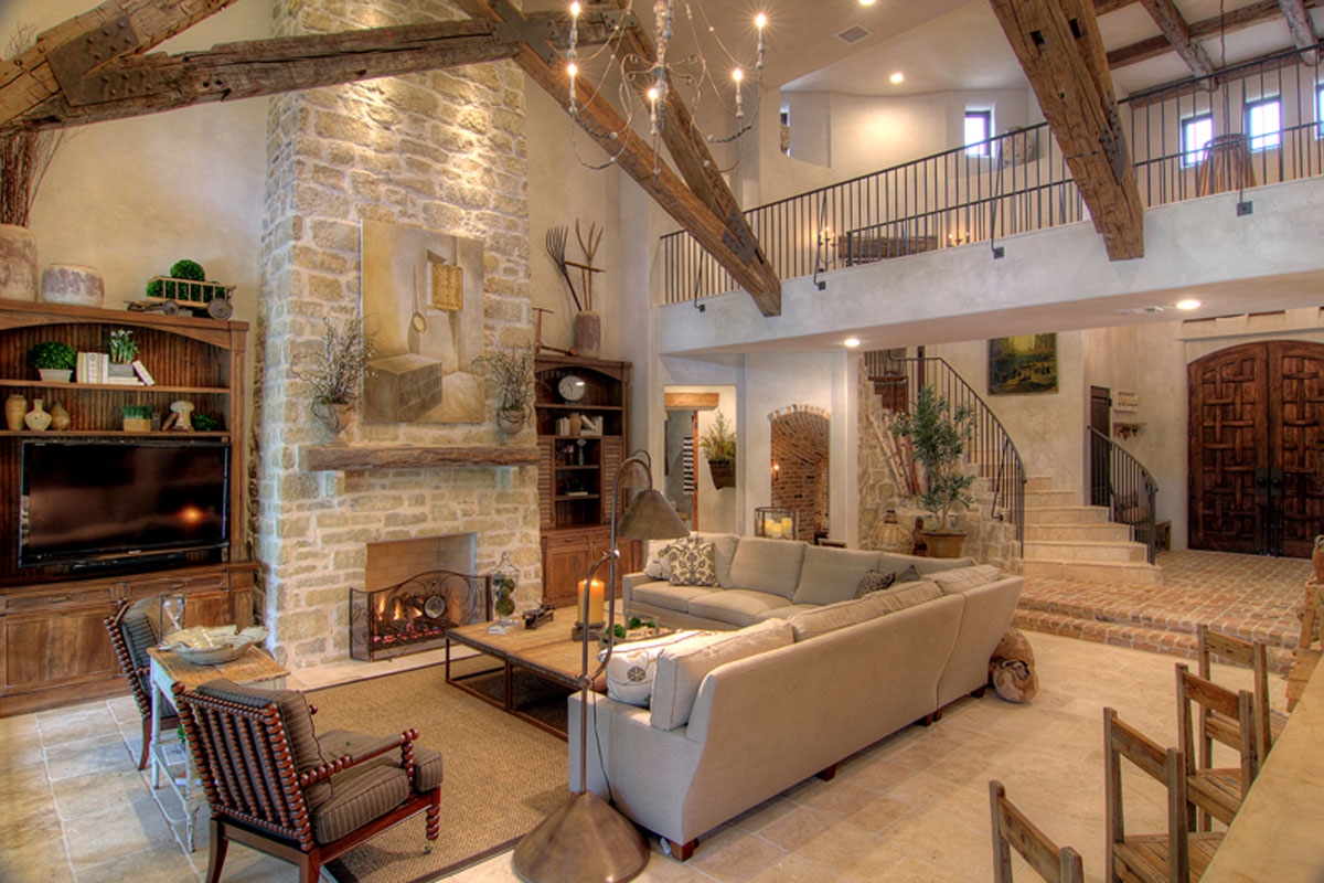 Modern Tuscan Style Homes Interior Best Home Style Inspiration