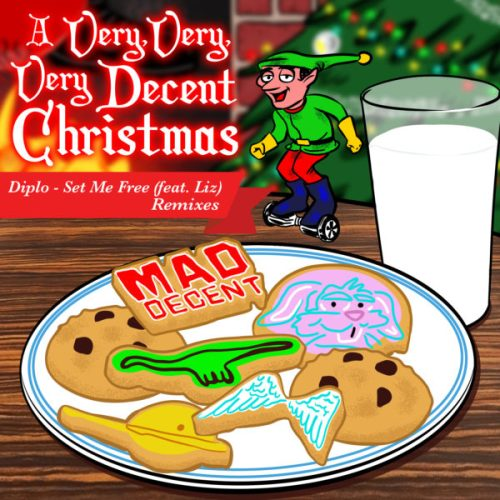 Holiday Freebies from Mad Decent, Panda Funk & More!