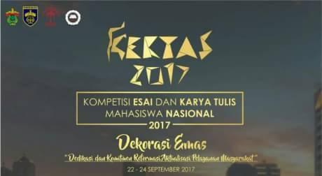 Dokumen Istimewa/ Logo Kertas 2017