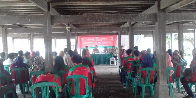 Mahasiswa KKN Unhas Kecamatan Labakkang Laksanakan Seminar Program Kerja