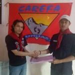 Andi Muhammad Aynul Fahmi ketua Carefa FH-UH terpilih periode 2017-2018.