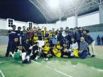 Hukum FC Raih Gelar Juara UFL ketiga kalinya pada tahun 2018, Kamis (27/9). Sumber : Dokumen Hukum FC