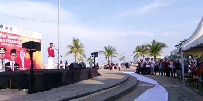 ACS Ajang Silaturahmi Penggiat Anti Korupsi Resmi Dibuka