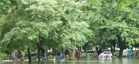 Danau Meluap Jadi Peristiwa Langganan Unhas di Musim Hujan