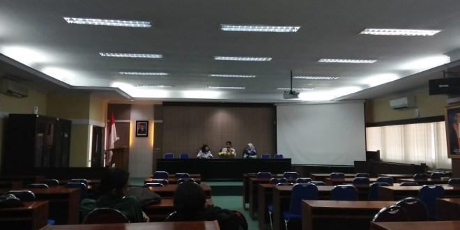 Pelaksanaan Kongres Kema FH-UH Mandek