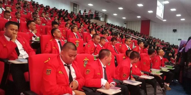 FH-UH Sambut 488 Mahasiswa Baru
