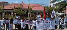 Kawal Sidang Suara USU bersama Solidaritas Makassar