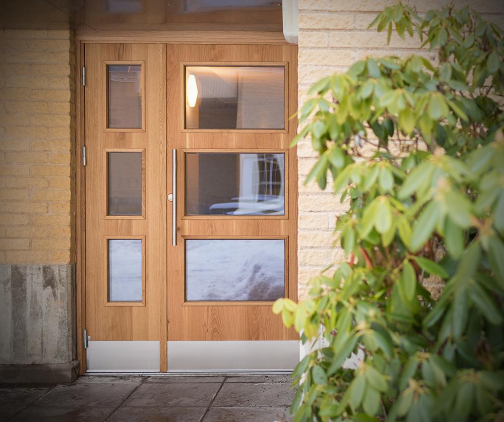 Ekstrands fönster & dörrar – Inspirationsblogg Entreport ...