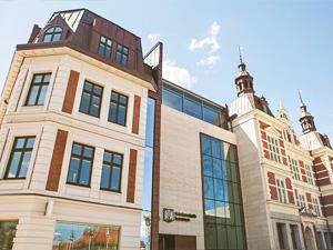 Kulturfönster från Ekstrands på Årets Bygge