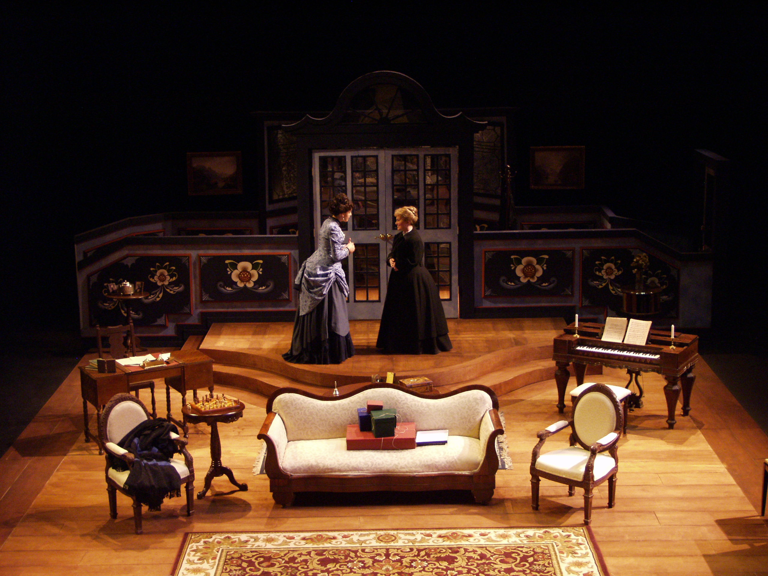 The Dolls House A Dolls House Henrik Ibsen Illusion And Reality