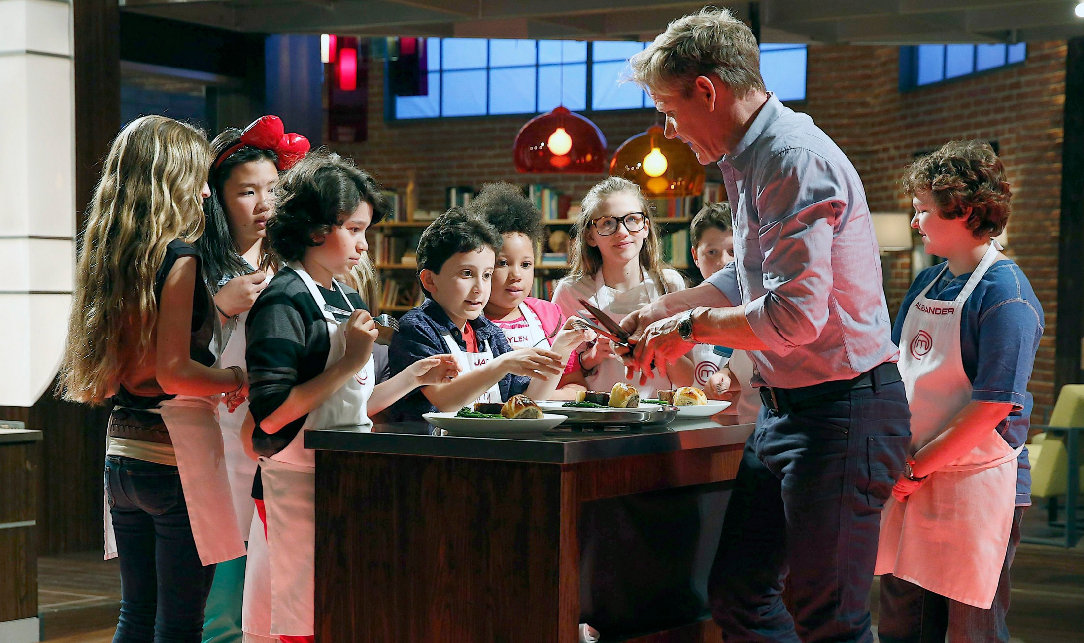 Libros De Gordon Ramsay Casting Junior Masterchef