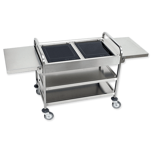 Lemax Built In Grill Ii With Grease Pan Teppanyaki Elag - Lemax Grill