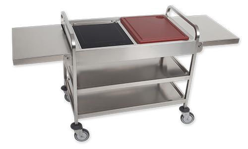 Elag Commercial Catering Equipment For Professional Kitchens - Lemax Grill