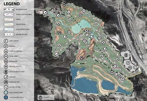 Sunshine Canyon Regional Park Master Plan