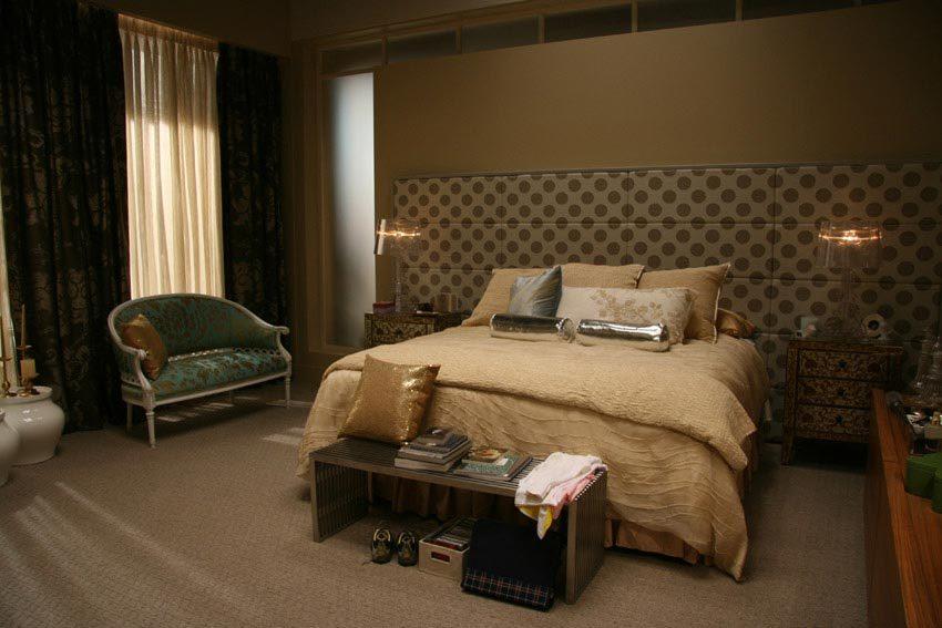 Serena van der Woodsen's Bedroom - Elana Lyn