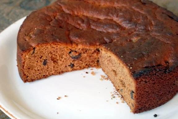 Paleo Honey Cake III