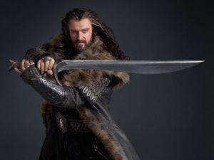 Richard Armitage como Thorin