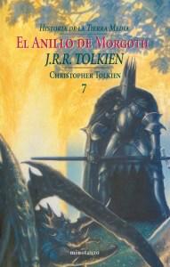 La Historia de la Tierra Media 7. El anillo de Morgoth