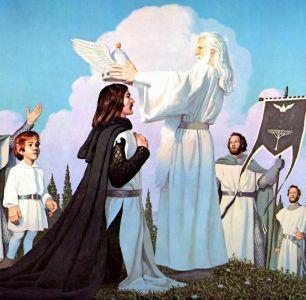 Hermanos Hildebrandt - Coronacion Aragorn - copia