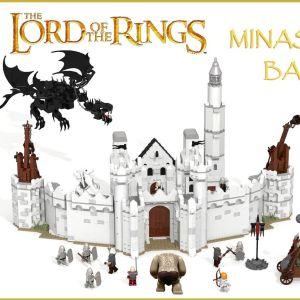 Set batalla Minas Tirith - copia