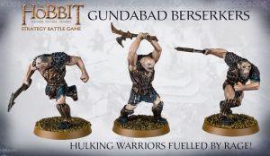 Berserkers de Gundabad de Games Workshop