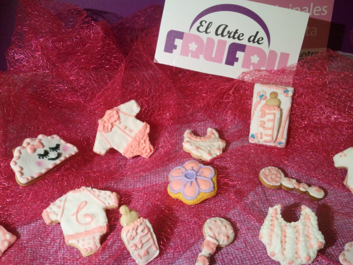 Galletas Decoradas Baby Shower Galletas Decoradas Para Baby Shower Niña El Arte De La