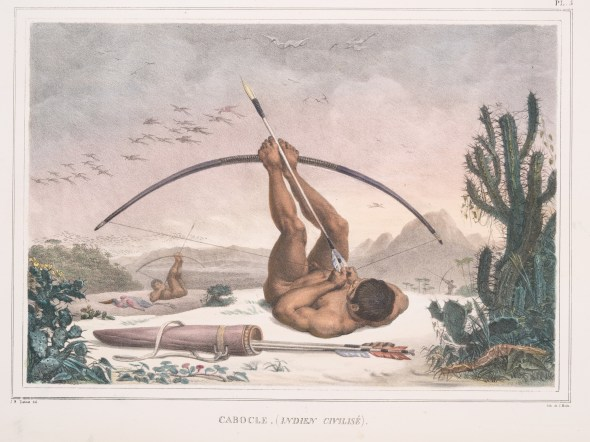 Viaje histórico a Brasil. Jean Baptiste Debret. 1834.