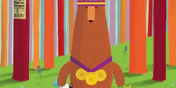 El mejor oso del bosque en 'Grrrrrrr'