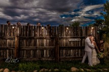 Creative Wedding Party Photo