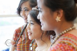 Burmese Bridal Party