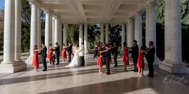 Bridal Photo at Denver Cheesman Park