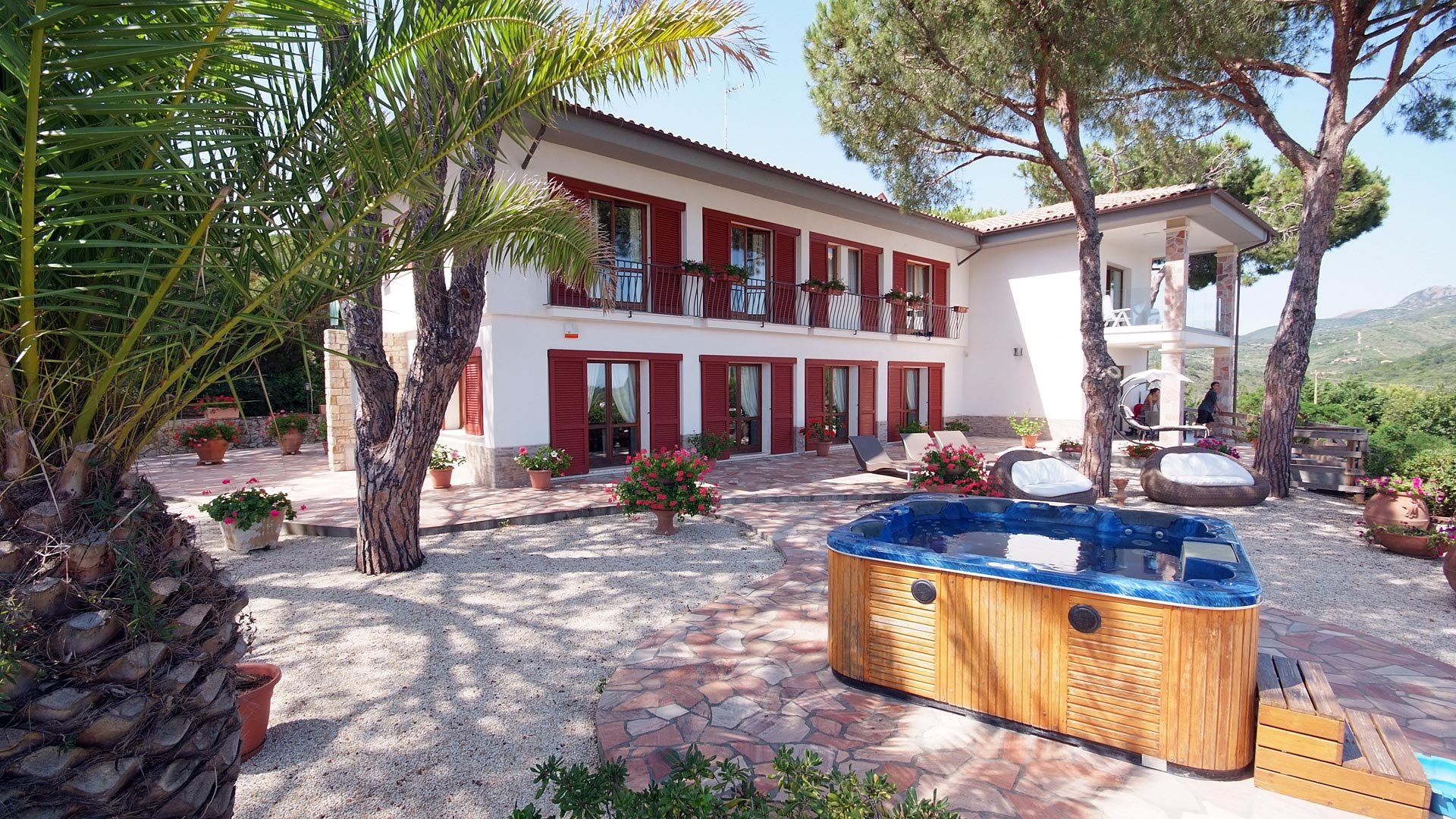Hotel Il Caminetto Elba Elba Island Is Ideal For Trekking All Year Round