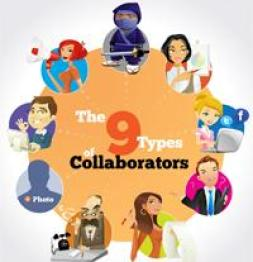 tipos de colaboradores en la empresa