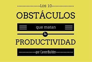 Obstáculos a la productividad
