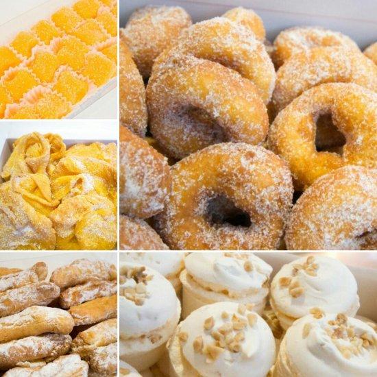 dulces típicos artesanales burgos