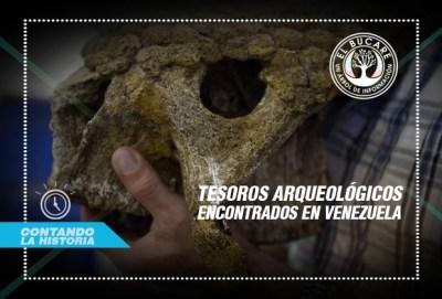 Tesoros arqueológicos