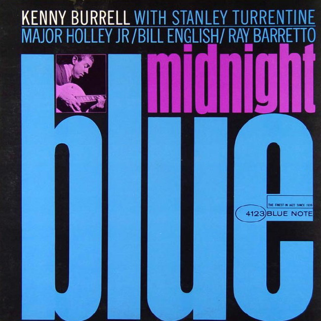 Kenny Burrell My G Style Pinterest Kenny burrell - cover note