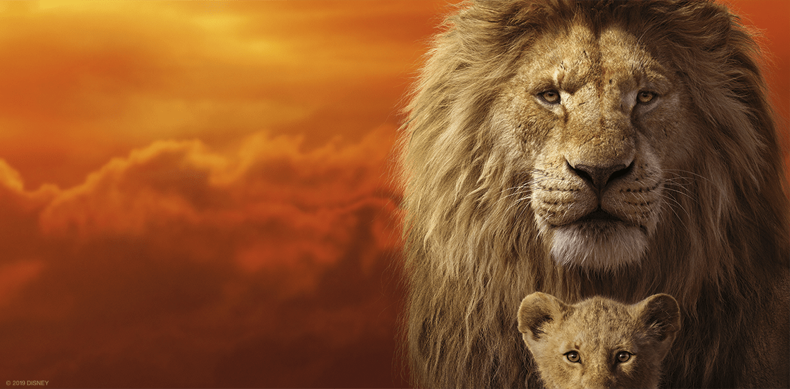 the lion king 2019 movie theatre