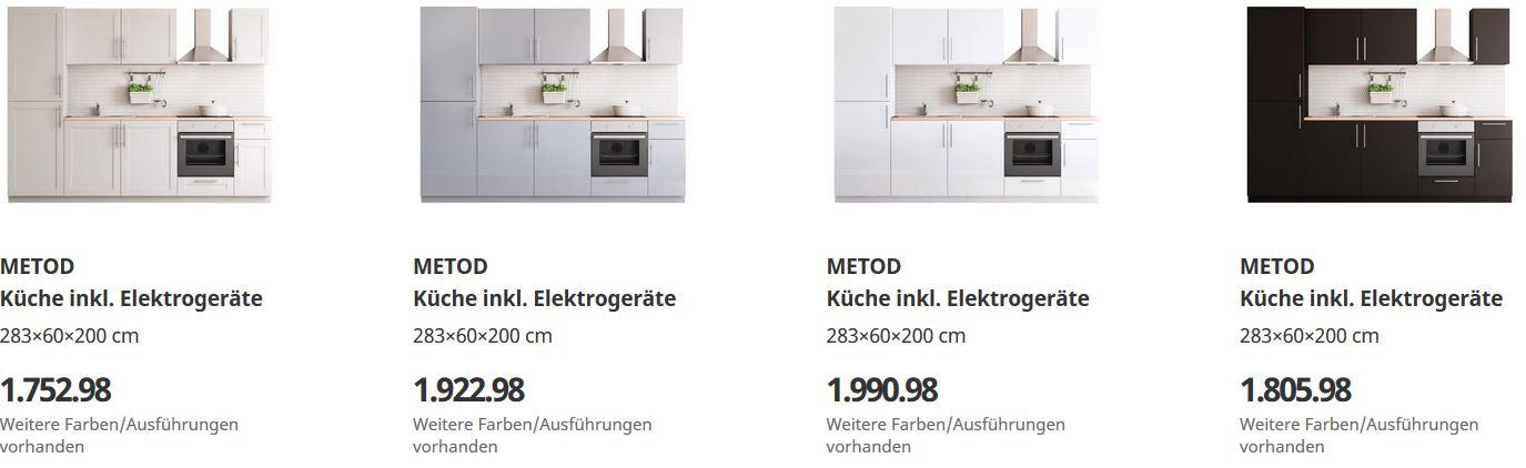 Küche Ikea Metod Erfahrungen | Ordnung Küche Ikea Küchen Von ...