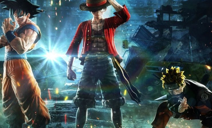 One Piece New World Hd Wallpaper Jump Force El Juego De Lucha Con Personajes Anime