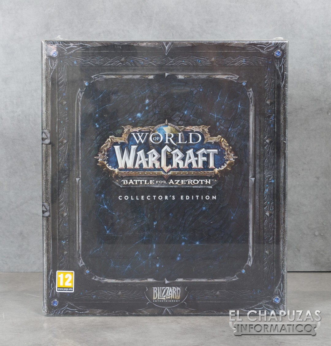 Descargar Libros Warcraft Finalizado World Of Warcraft Battle For Azeroth