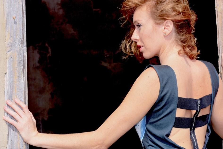 María Albiñana_actriz_Nada Personal_El club del escenario_fotografía de Amparo Tobarra