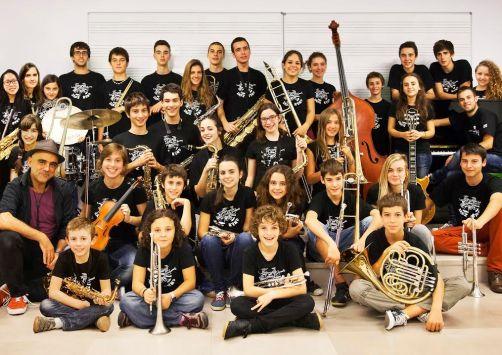 Joan Chamorro_SantAndreuJazzBand_Nada Personal_El Club del Escenario_Kids Band