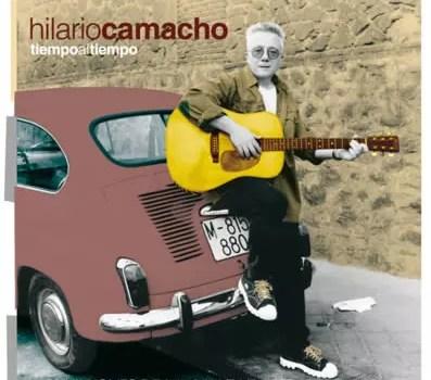 El 21 de octubre se publicará un CD-DVD de Hilario Camacho