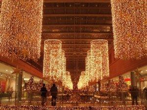 Christmas Eve, eldercare, shopping